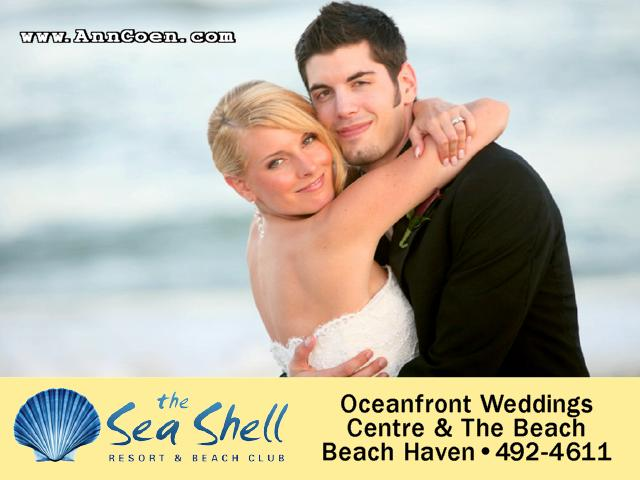 Sea Shell Oceanfront Weddings 2012