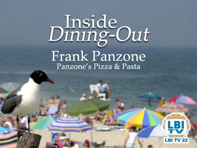 Panzone's | Frank Panzone & Chef Bobby D | Inside Dining Out Aug. 2009