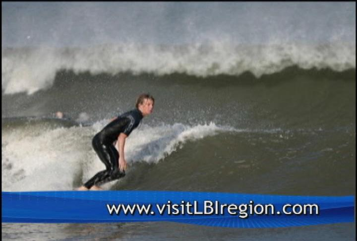 Surfing on LBI: Beyond The Beach