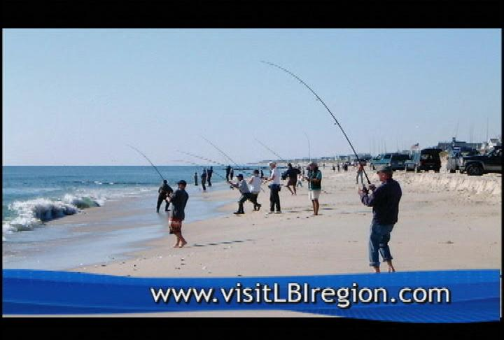 Surf Fishing on LBI: Beyond The Beach