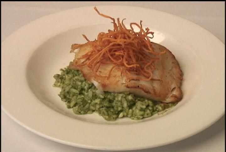 Stefano's | Steve Dipietro – Chilean Sea Bass | Inside Dining Out Sept. 2009