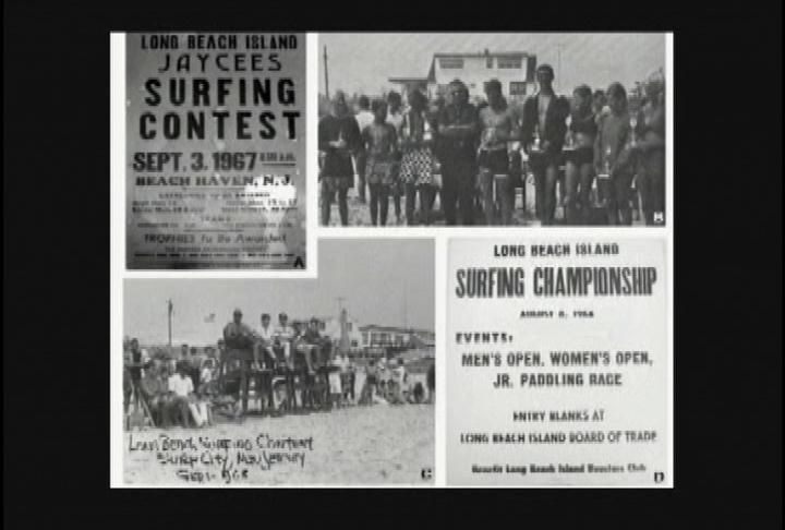 Surfin' LBI-Caroline Unger: Surfing LBI in the 1960s