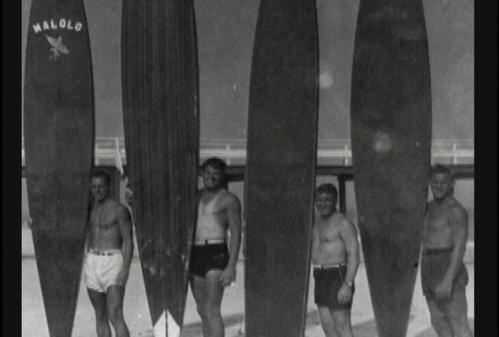 Surfin' LBI-Caroline Unger: LBI's Earliest Surfers