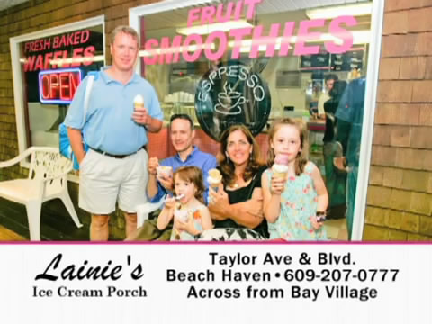 Lainie's Ice Cream Porch