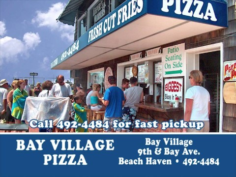 Bay Village Pizza