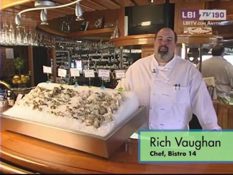Bistro 14 | Rich Vaughan Raw Bar | Beyond The Beach July 2011
