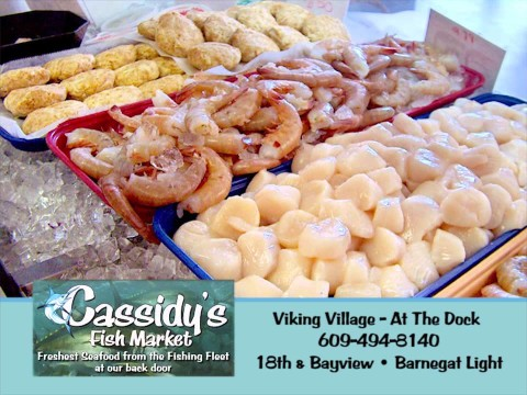 Cassidy's Viking Village Fish Market