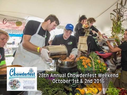 Chowderfest 2016