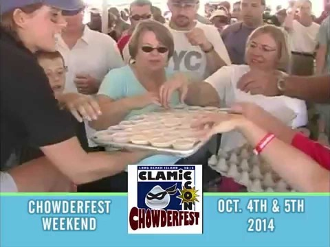 Chowderfest Weekend 2014