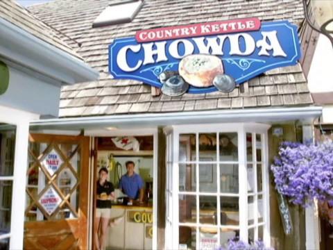Country Kettle Chowda | JB Maschal on Chowderfest