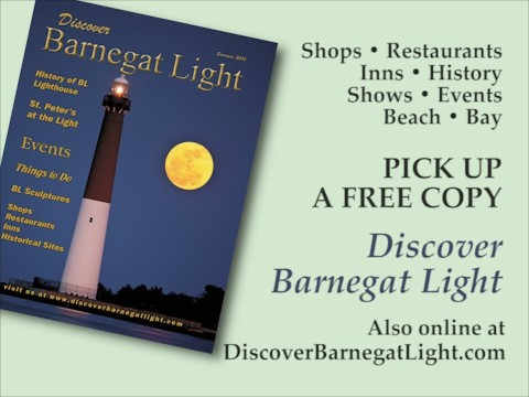 Discover Barnegat Light Promos
