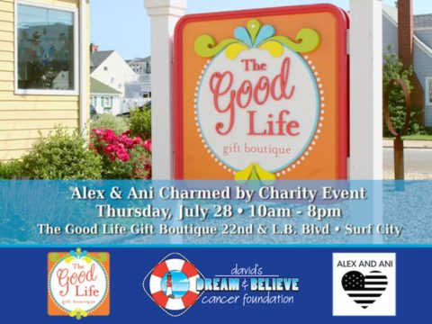 Good Life Charmed By Charity Event