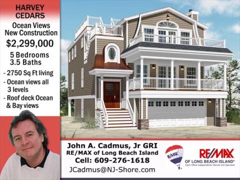 Harvey Cedars New Construction For Sale