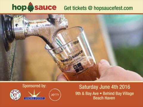 Hop Sauce 2016