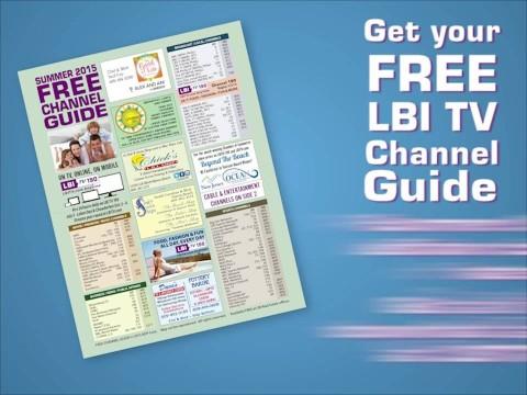 LBI Free Channel Guide