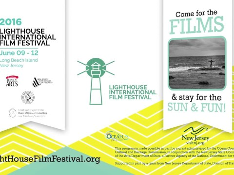 Lighthouse International Film Festival June 9-12 2016 on LBI