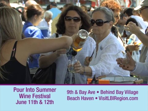 Pour Into Summer Wine Festival 2016