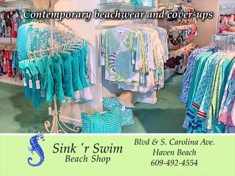 Sink 'r Swim Beach Shop