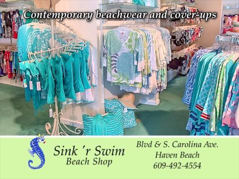 Sink 'r Swim Beach Shop