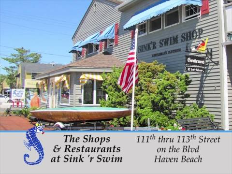 Sink 'r Swim Shops & Restaurants