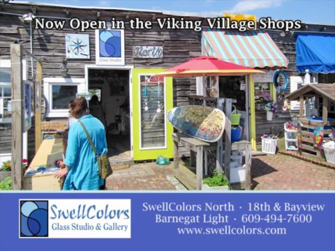 SwellColors North in Viking Village