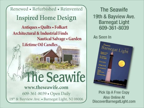 Seawife, Barnegat Light