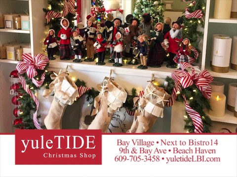 YuleTIDE Christmas Shop